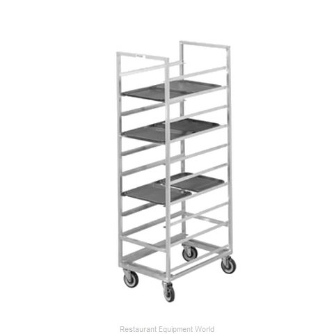 Channel Manufacturing 448S Rack Mobile Tray Single Compartment