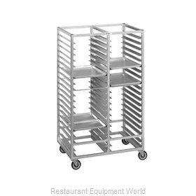 Channel Manufacturing 457A3 Tray Rack, Mobile, Double / Triple