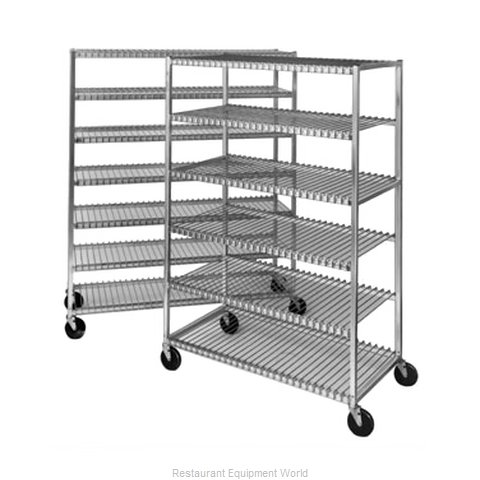 Channel Manufacturing 568 Display Cart Wire Shelving