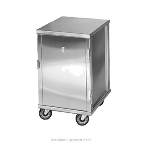 Channel Manufacturing 56C Cabinet, Enclosed, Bun / Food Pan