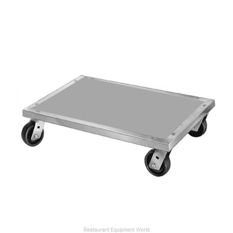 Channel Manufacturing AD2433 Dunnage Rack, Solid Mobile