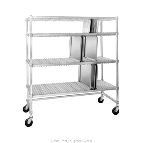 Channel Manufacturing ATDR-4 Tray Drying Rack