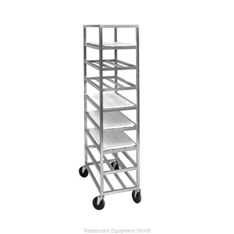 Channel Manufacturing AXDUPR5 Platter Rack, Mobile