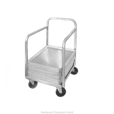 Channel Manufacturing BPT-2 Dolly Truck, Bun Pan
