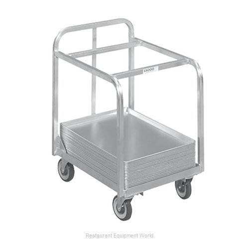 Channel Manufacturing BPT-2TP Dolly Truck, Bun Pan