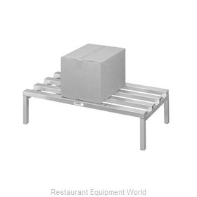 Channel Manufacturing CA2424 Dunnage Rack, Channel