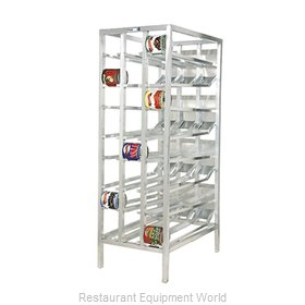 Channel Manufacturing CSR-156M Can Storage Rack