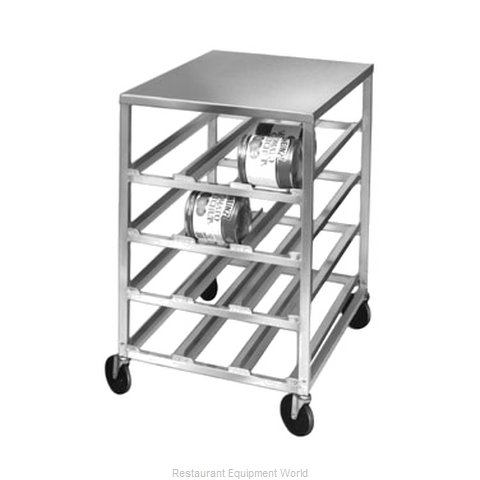 Channel Manufacturing CSR-4M Can Storage Rack