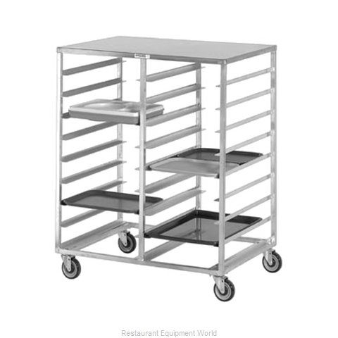 Channel Manufacturing CTR1418 Rack Mobile Tray Double Compartment