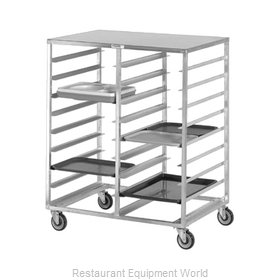 Channel Manufacturing CTR14186 Tray Rack, Mobile, Double / Triple