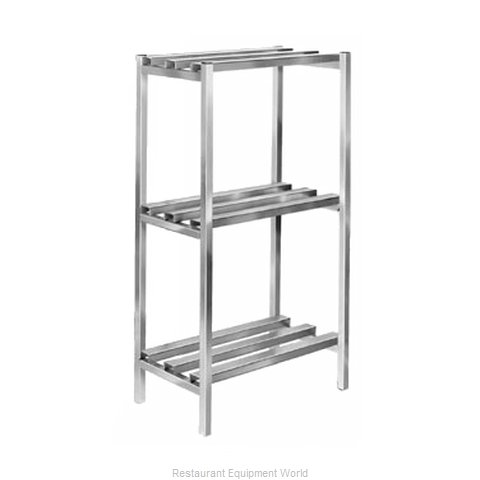 Channel Manufacturing DR2436-3 Shelving Unit, Channel