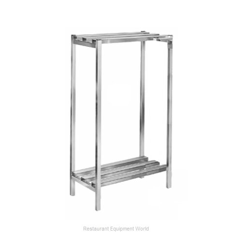 Channel Manufacturing DR2472-2 Shelving Unit, Channel