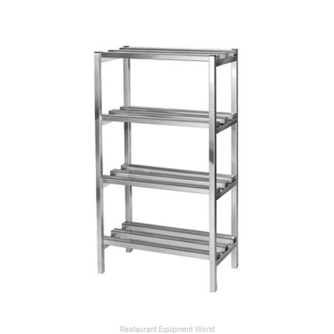 Channel Manufacturing DR2472-4 Shelving Unit, Channel