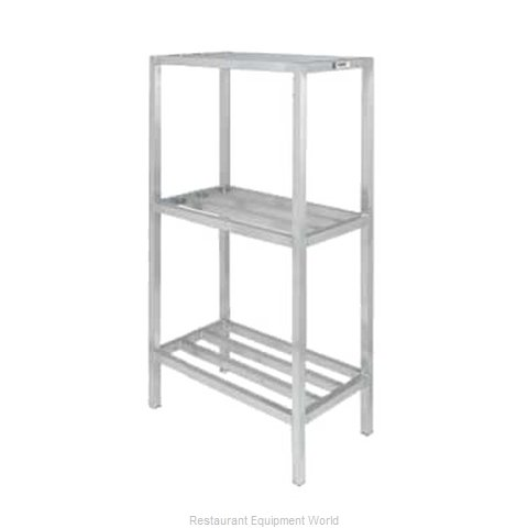 Channel Manufacturing ED2442-3 Shelving Unit, Channel