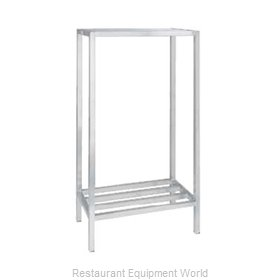 Channel Manufacturing ED2448-2 Shelving Unit, Tubular