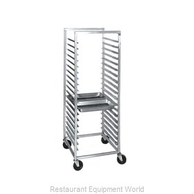 Channel Manufacturing ETPR-3S6 Refrigerator Rack, Roll-In