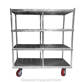 Channel Manufacturing FTDR-4 Tray Drying Rack