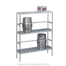 Channel Manufacturing KAR48 Keg Storage Rack
