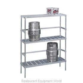 Channel Manufacturing KAR60 Keg Storage Rack