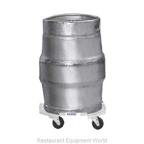 Channel Manufacturing KDA17 Dolly, Keg Bucket