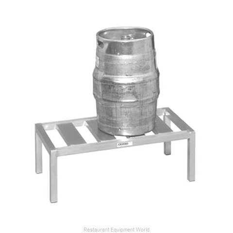 Channel Manufacturing KDR136 Keg Storage Rack
