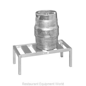 Channel Manufacturing KDR148 Keg Storage Rack