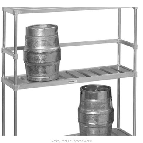 Channel Manufacturing KS180 Keg Storage Rack, Parts & Accessories