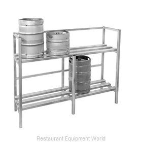 Channel Manufacturing KSR72 Keg Storage Rack