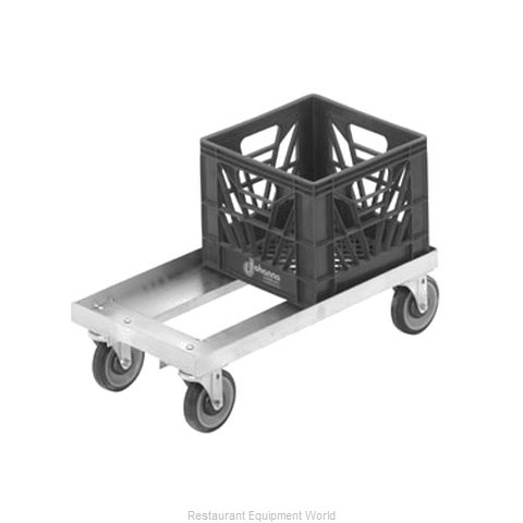 Channel Manufacturing MC1326 Dolly Milk Crate