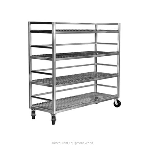 Channel Manufacturing MC2472-3 Pot and Pan Shelving Rack