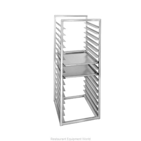 Channel Manufacturing RIR-16KD Pan Insert Rack Refrigerator Cabinet