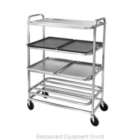 Channel Manufacturing SM-4 Display Rack, Mobile