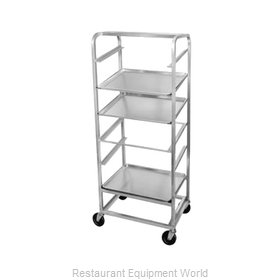 Channel Manufacturing SRS-7 Display Rack, Mobile
