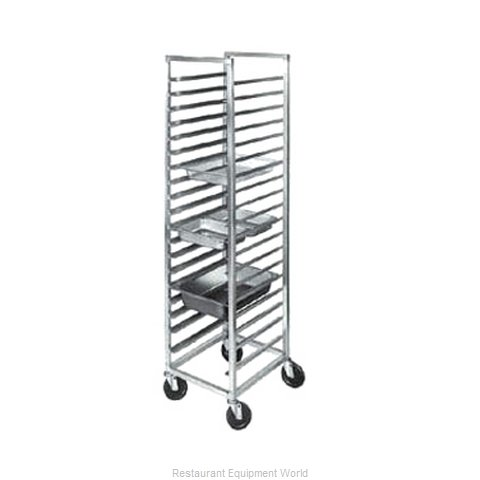 Channel Manufacturing SSPR-5E Pan Rack, Food Pans