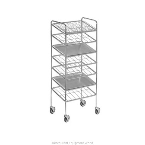 Channel Manufacturing SU1826-7 Display Rack Mobile