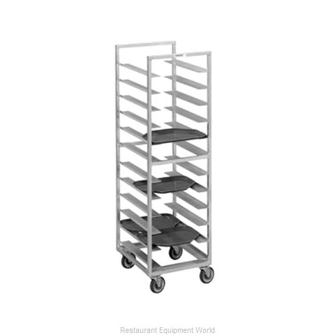 Channel Manufacturing T446A Rack Mobile Tray Single Compartment