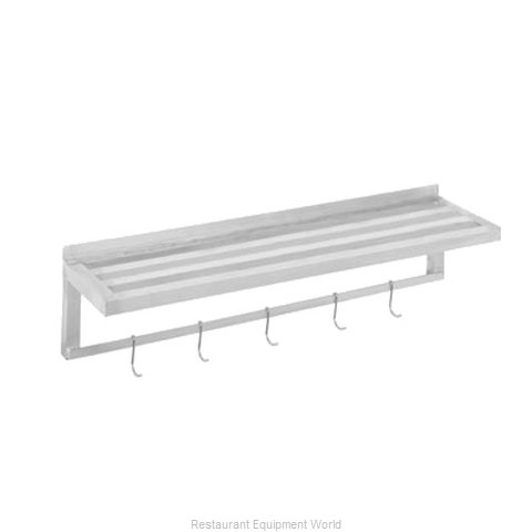 Channel Manufacturing TWS1248/PH Shelving, Wall-Mounted