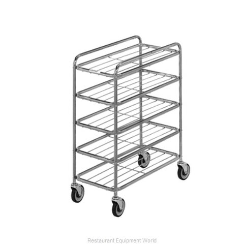 Channel Manufacturing UC0708 Display Rack, Mobile