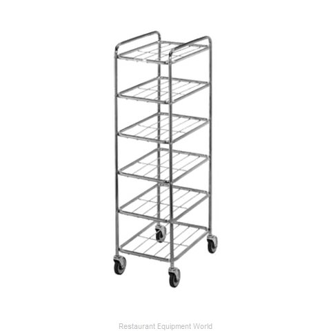 Channel Manufacturing UC0904 Display Rack, Mobile
