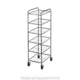 Channel Manufacturing UC1826-6 Display Rack, Mobile