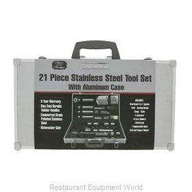 Chef Master 02066X Barbecue/Grill Utensils/Accessories