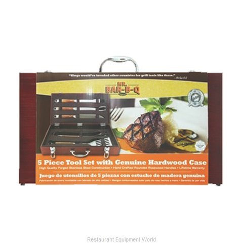 Chef Master 02136X Barbecue/Grill Utensils/Accessories (Magnified)