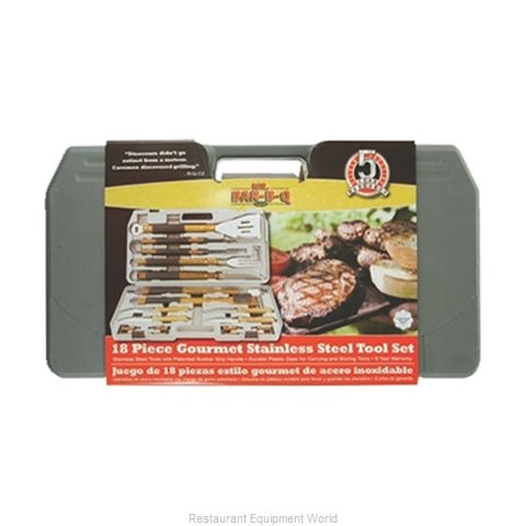 Chef Master 02182X Barbecue/Grill Utensils/Accessories