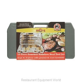 Chef Master 02182X Barbecue/Grill Utensils/Accessories