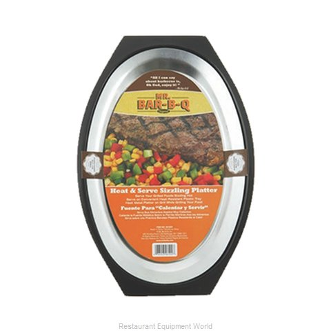 Chef Master 06102X Sizzle Platter