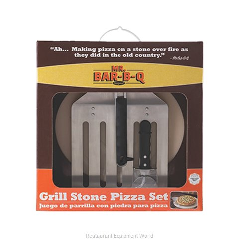 Chef Master 06131X Pizza Baking Stone (Magnified)