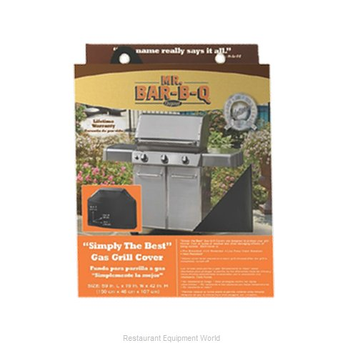Chef Master 07008YEF Outdoor Grill/Fire Pit Cover