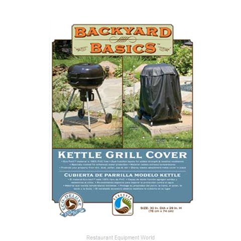 Chef Master 07214BB Outdoor Grill/Fire Pit Cover