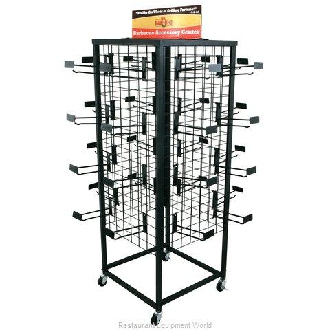 Chef Master 09007X Merchandising Rack
