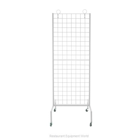 Chef Master 09014P Rolling Grid Wall Rack